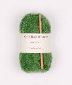 Greengage-crochet-kit