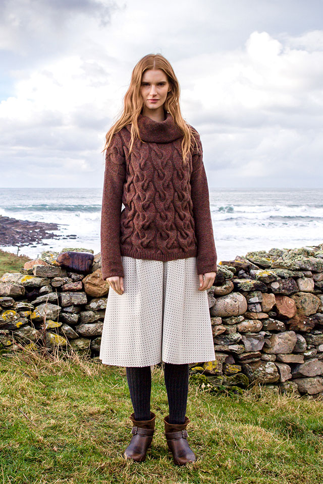 Out Of Ireland Irish Importers in Victoria BC Located in a beautiful heritage building in downtown Victoria, British Columbia, our store is well known for its eclectic collection of Irish knitwear, clothing, jewellery, fashion accessories, and gifts.