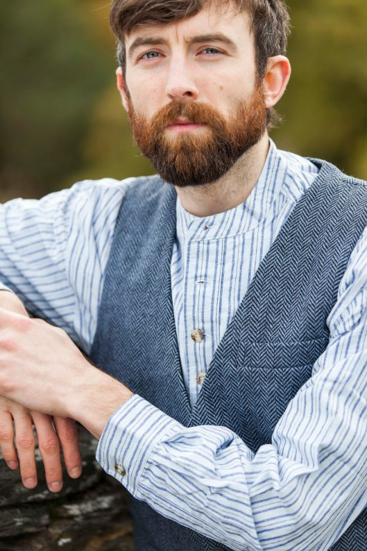 Waistcoat and Shirt21